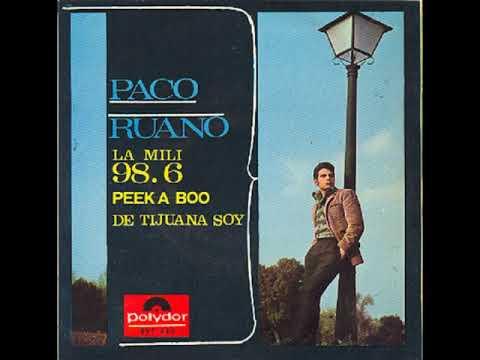 Paco Ruano - Siempre Soñando (1966)