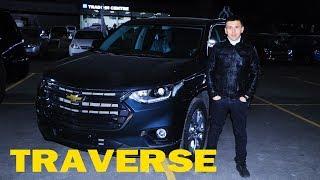 CHEVROLET TRAVERSE 2020 NARXI TO'LIQ OBZOR