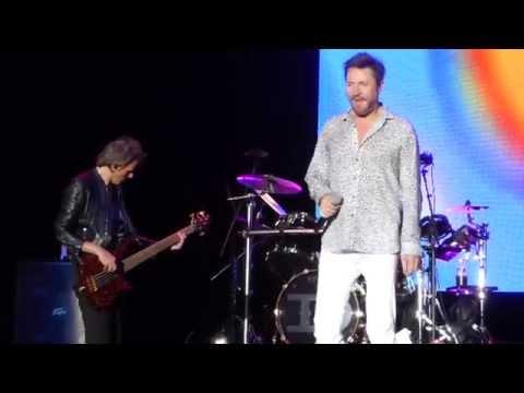 """Hungry Like the Wolf (Simon Flubs Lyrics)"" Duran Duran@Musikfest Steel Stacks Bethlehem, PA 8/6/15"