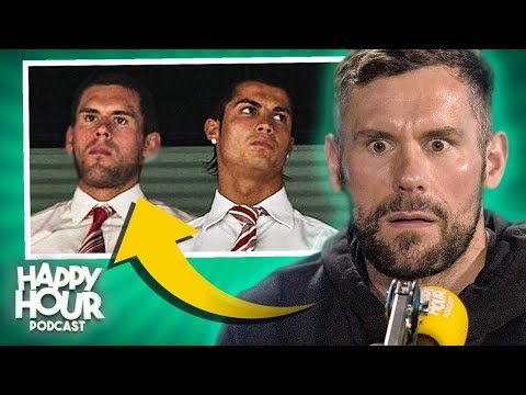 Ben Foster Reveals What Cristiano Ronaldo Is Really Like...