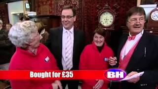 Bargain Hunt - Childrens Rocking Chair
