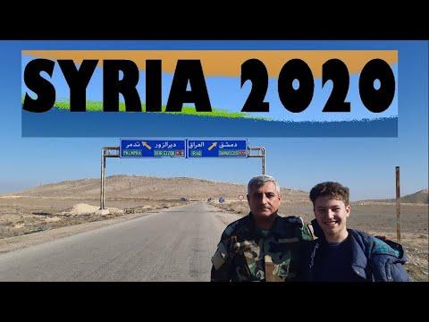 SYRIA Vlog 2020 - Palmyra after ISIS. رحلتي إلى تدمر سوريا