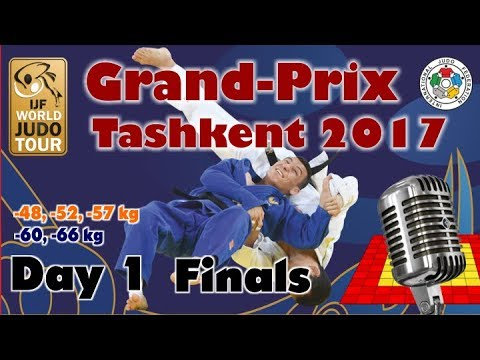 Judo Grand-Prix Tashkent 2017: Day 1 - Final Block