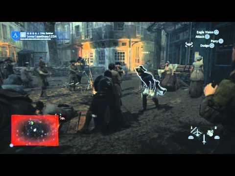 Assassin's Creed: Unity - Best Weapon: Sword Of Eden - Gameplay + How To Unlock