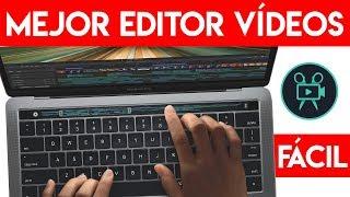 MEJOR PROGRAMA para EDITAR VÍDEOS ¡Fácil & Profesional! | ¿Cómo editar vídeos SIN SABER EDITAR? 2019