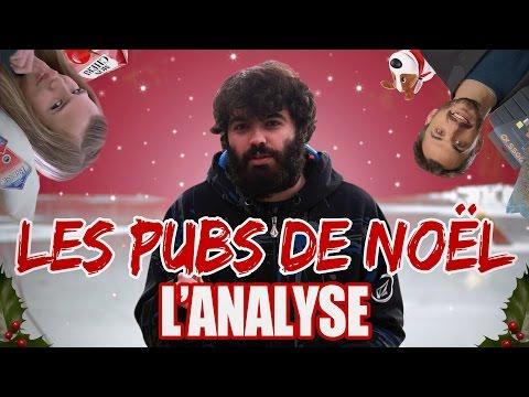 LES PUBS DE NOËL : L'ANALYSE de MisterJDay