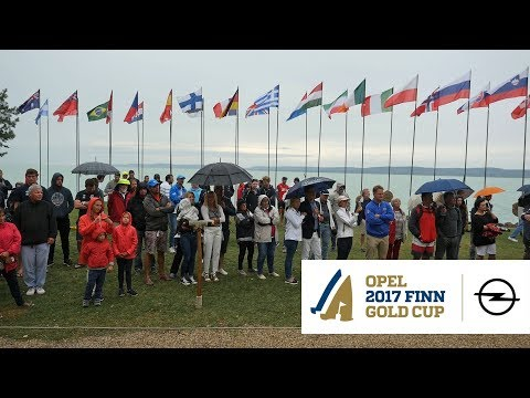 Opel Finn Gold Cup - Opening Ceremony