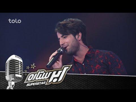 SuperStar Season 2 - Top 3 Result Show - Omid Parsa