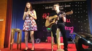 Chú Cuội - Hoàng Phương , Bình Tôn (Khúc Yêu Thương 2015) - CLB Guitar DUE