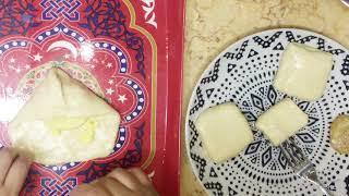 بديل العجين المورق للعمل لفطائر المالحة والحلوة/العجين المورق من غير ما تورق