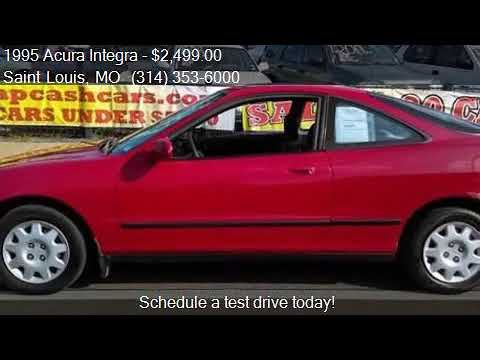 Acura Integra LS Dr Hatchback For Sale In Saint Louis YouTube - 1995 acura integra for sale