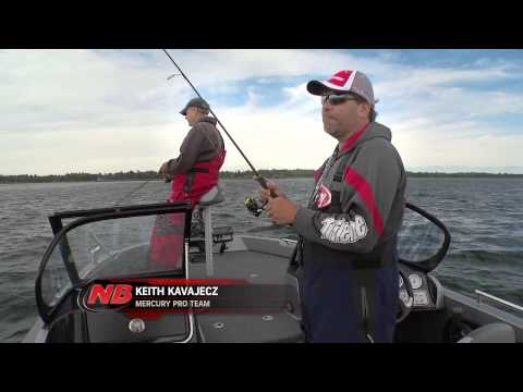 Fishing Tip - Fishing The Shiver Minnow In Open Water S11E08