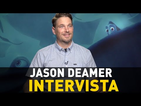 Finding Dory: Jason Deamer (Character Art Director) on challenges, how he got a job at Pixar