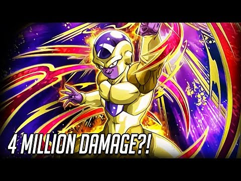 INT ANGEL GOLDEN FRIEZA SHOWCASE; THE TYRANNICAL RULER! Dragon Ball Z Dokkan Battle Gaming