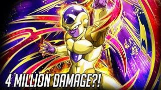 INT ANGEL GOLDEN FRIEZA SHOWCASE; THE TYRANNICAL RULER! Dragon Ball Z Dokkan Battle Gaming