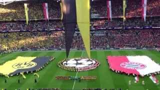 2013UEFA ChampionsLeague FINAL Anthem
