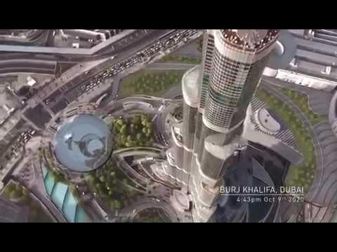 """بالفيديو.. قطار""""هايبرلوب"""" يصل بين دبي و أبوظبي بـ 12 دقيقة"""