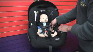 Maxi Cosi Mico: How to Correctly Place child