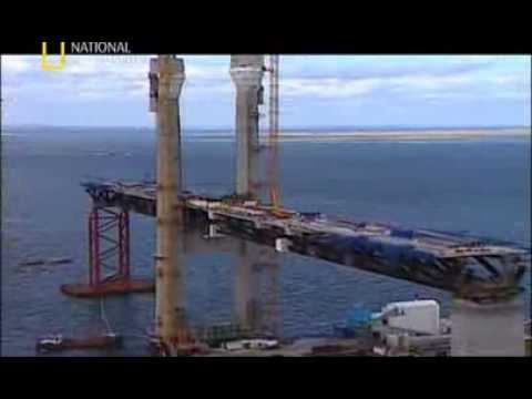 Mega Yapılar - Öresund Köprüsü - National Geographic [3/4]