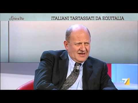 Rondolino vs Dissegna: 'Equitalia, nazisti dello stato'