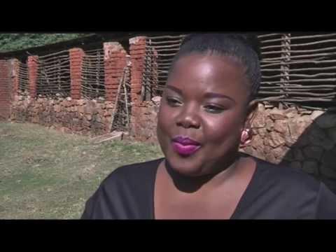 """AFRIQUE DU SUD: OUMA TEMA """"BELLE ET RONDE"""""""
