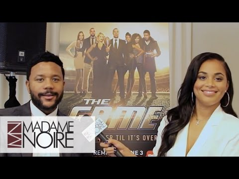 Lauren London & Hosea Chanchez Talk Bittersweet Ending Of The Game  MadameNoire