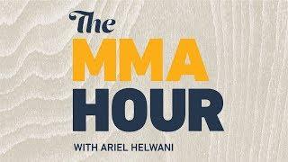 The MMA Hour: Episode 413 (w/ DC, Ortega, Gustafsson, Alvarez, Sanchez, more) thumbnail