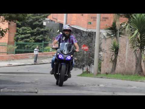 Prueba Moto Eléctrica DPX