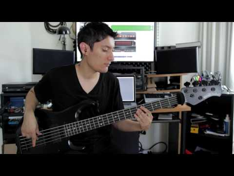 Trust Company   Downfall [Bass Cover]