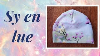 Tutorial: Hvordan sy en lue/ How to sew a baby hat
