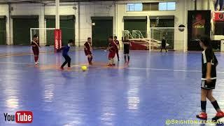 BRIGHTON LEE SAGAL | Age 8  USA Soccer Player | Futsal day.