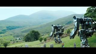 Железная схватка   Robot Overlords русский трейлер