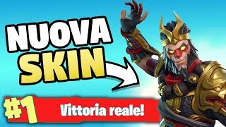 VITTORY with WUKONG the New Legendary Skin on FORTNITE
