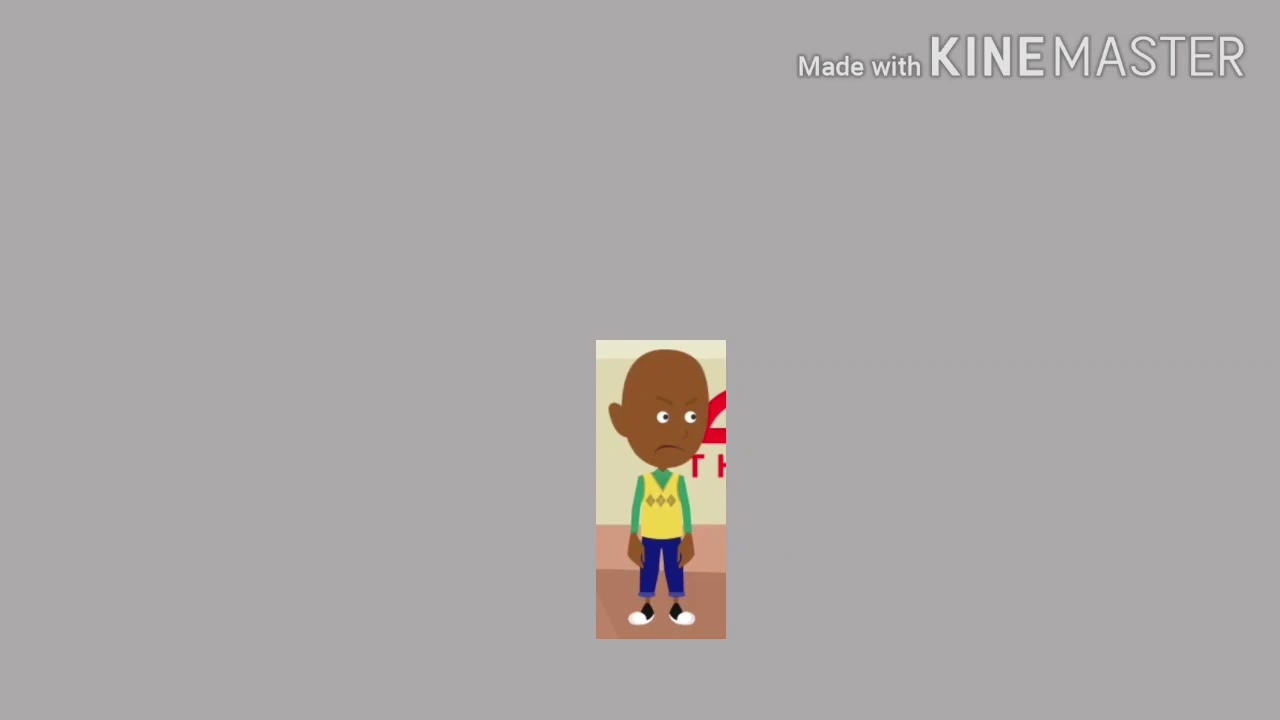 Little bill Yell out The World Get Over here Right now/Grounded Humungous Time