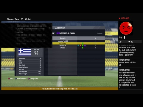 Fifa 17 pro clubs the recruitment