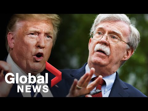White House press briefing following John Bolton's departure | FULL