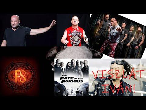 ELSŐRE SOKKAL JOBBNAK TŰNT... | Five Finger Death Punch - F8 (2020)