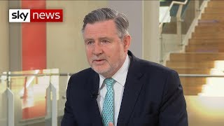 Barry Gardiner: Voters angry that Brexit has not been delivered