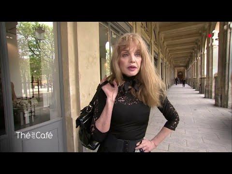 Une journée avec Arielle Dombasle et Mareva Galanter - Thé ou Café - 13/05/2018