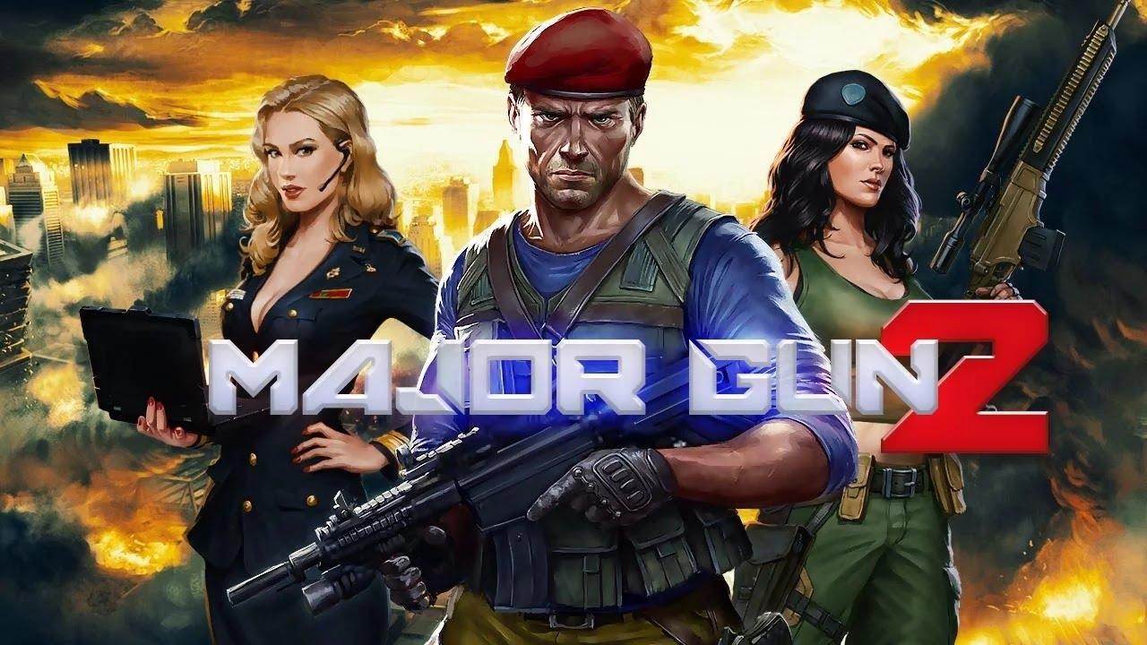 Kết quả hình ảnh cho Major GUN : War on terror