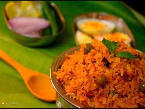 Keema and Poha/Flattened Rice Biryani