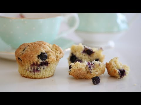 Ստարբաքսի Հապալասով Մաֆին - Starbucks Blueberry Muffins - Heghineh Cooking Show In Armenian