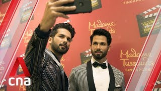 Who's the real Shahid Kapoor? The actor unveils his wax figure | CNA Lifestyle