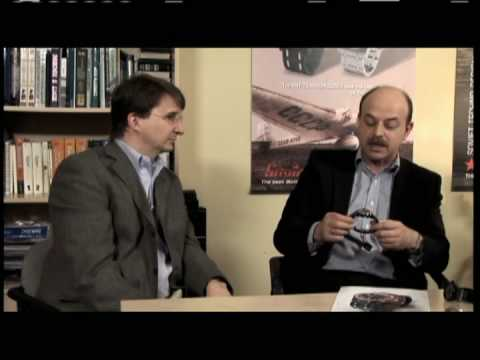 Vostok-Europe Maxim Gorky Watch Interview Part 3