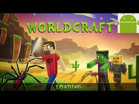 WorldCraft Premium: Mine & Craft - New Game for Android - 동영상
