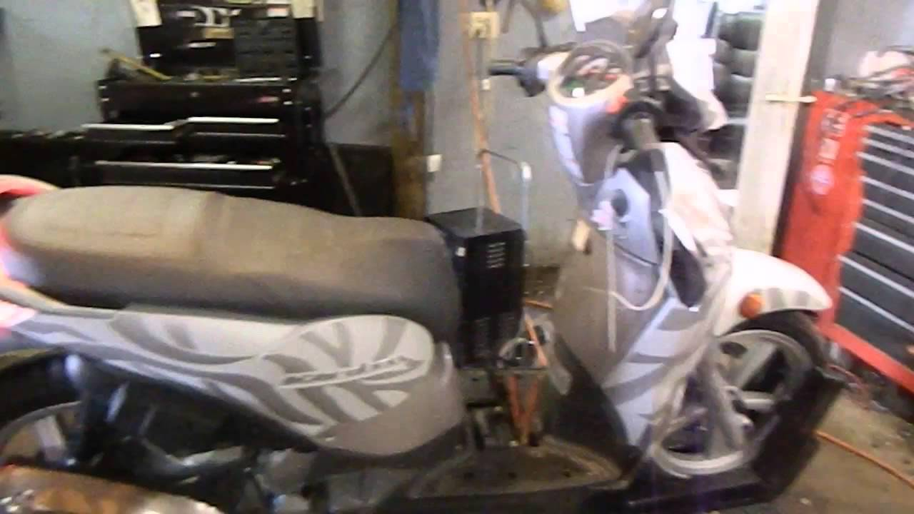 Aprilia Scarabeo 200 Scooter used motorcycle parts for ...