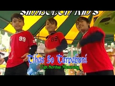 Simbolon Kids - Tihas So Tarpabuni (Official Lyric Video)