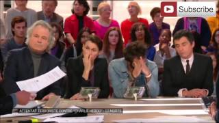 Mathieu Madénian bouleversé en apprenant la mort de Charb et Cabu en direct