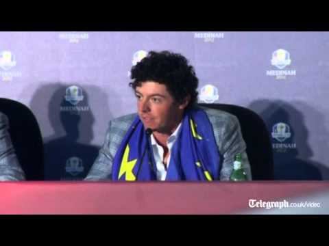 Ryder Cup 2012: Rory McIlroy explains tee time near miss