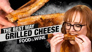 How To Make The Best Grilled Cheese Sandwich | The Best Way